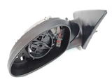 51167189977 O.E.M. Door Mirror; Left, Heated; Without Glass