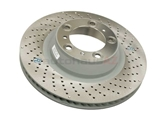 99735240603 OE Supplier Disc Brake Rotor; Directional: