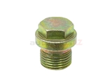 99906402601 O.E.M. Engine Oil Pressure Relief Valve Plug