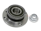 31211129576 Optimal Wheel Hub; Front; Hub with Bearing and ABS Ring