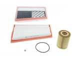 OM642FILTERKIT AAZ Preferred Air Filter; Air and Oil Filter; KIT