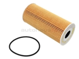 OX366D Mahle Oil Filter Kit
