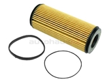 OX381D Mahle Oil Filter Kit