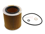 OX387D Mahle Oil Filter Kit