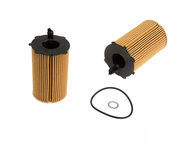 OX417D Mahle Engine Oil Filter