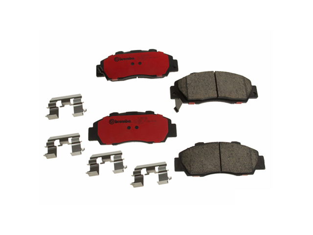 P28026N Brembo Brake Pad Set; Front