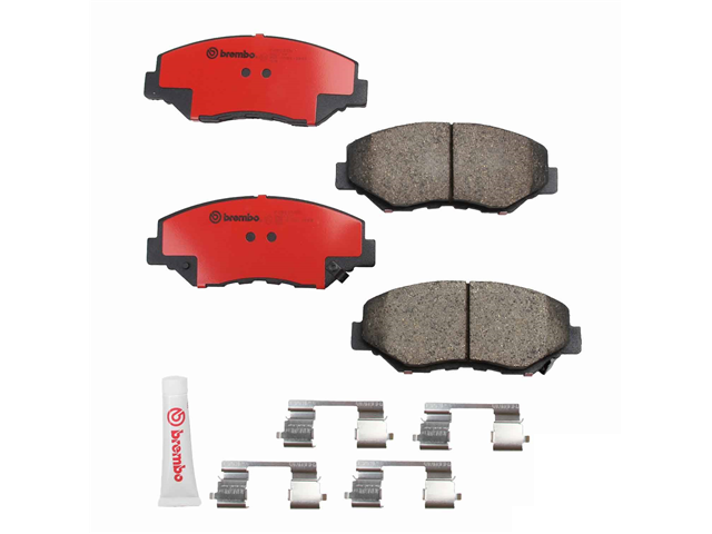 P28035N Brembo Brake Pad Set; Front
