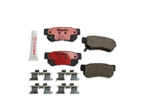 P30014N Brembo Brake Pad Set; Rear