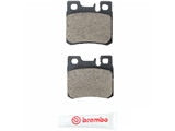 P50009N Brembo Brake Pad Set; Rear