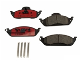 P50039N Brembo Brake Pad Set; Front