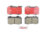 P50041N Brembo Brake Pad Set; Front