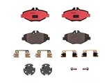 P50049N Brembo Brake Pad Set; Front