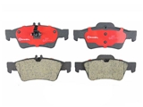 P50052N Brembo Brake Pad Set; Rear