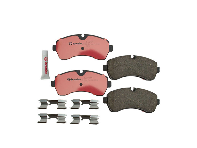 P50059N Brembo Brake Pad Set; Front