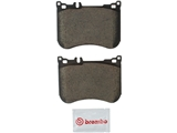 P50095N Brembo Brake Pad Set; Front