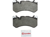P50127N Brembo Brake Pad Set; Front