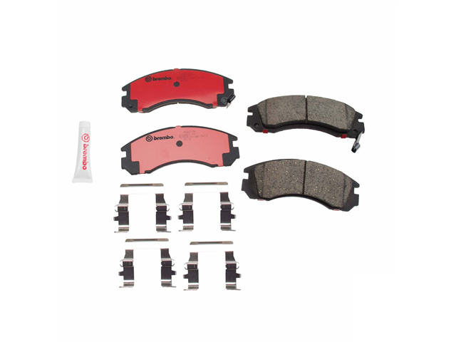 P54017N Brembo Brake Pad Set; Front