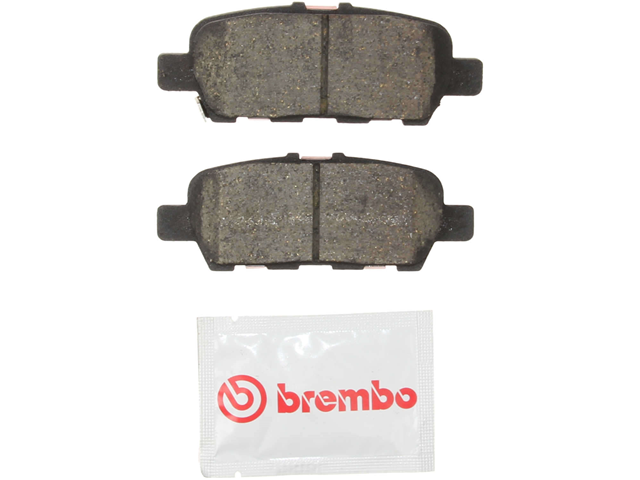 P56068N Brembo Brake Pad Set; Rear