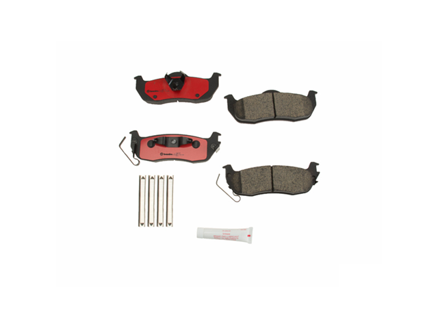 P56074N Brembo Brake Pad Set