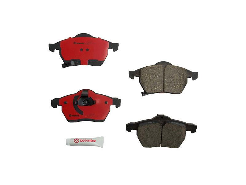 Brembo Brake Pads >> Brembo P59048n Brake Pad Set Saab Saturn