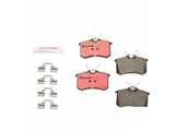 P61088N Brembo Brake Pad Set; Rear