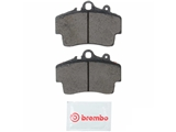 P65007N Brembo Brake Pad Set; Front