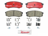 P83024N Brembo Brake Pad Set