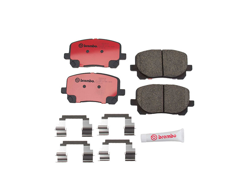 P83061N Brembo Brake Pad Set