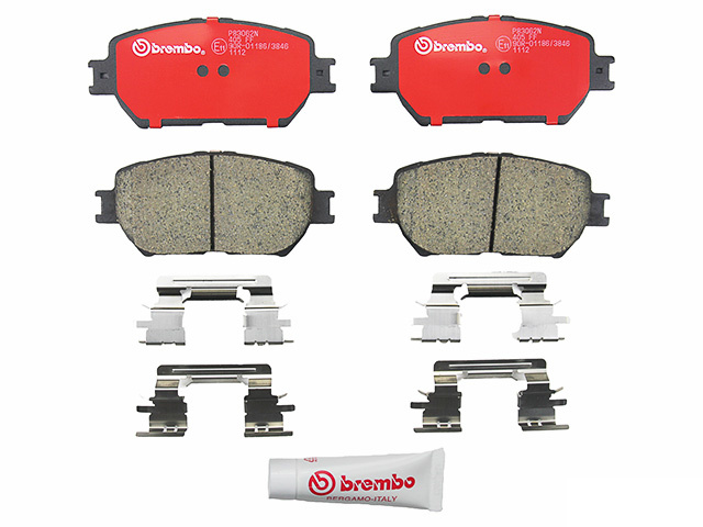P83062N Brembo Brake Pad Set