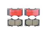 P83066N Brembo Brake Pad Set