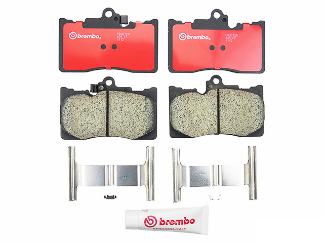 P83072N Brembo Brake Pad Set