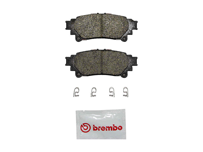 P83152N Brembo Brake Pad Set