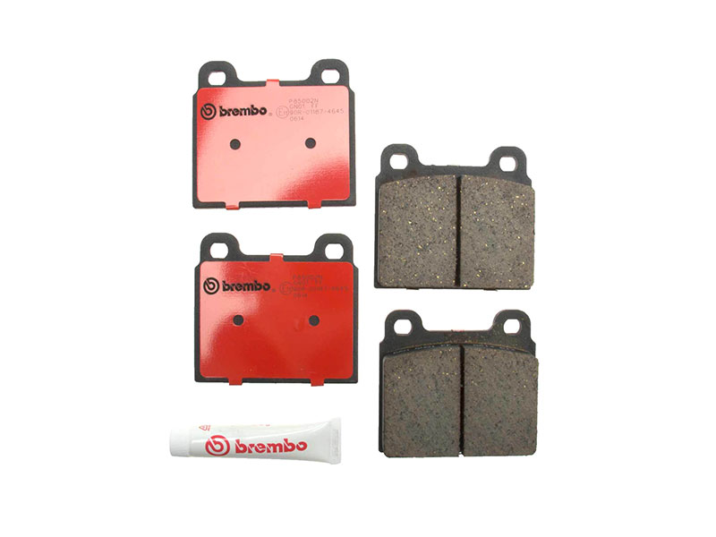 P85002N Brembo Brake Pad Set; Front