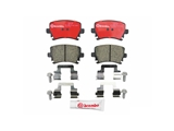 P85073N Brembo Brake Pad Set; Rear