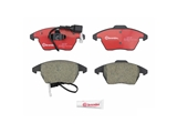 P85075N Brembo Brake Pad Set; Front