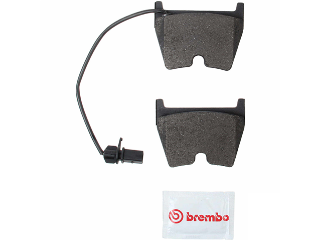 P85078N Brembo Brake Pad Set; Front