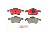 P86014N Brembo Brake Pad Set; Rear