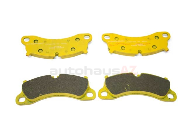 995541985 Pagid Racing Brake Pad Set