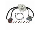 PK00560 Hepu Timing Belt Kit with Water Pump