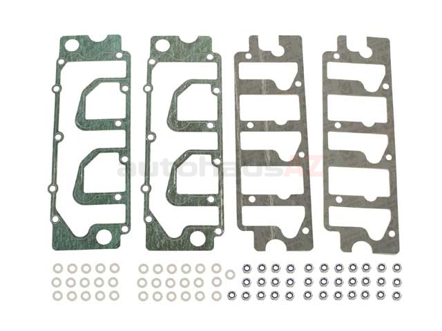 PK03 Wrightwood Racing Valve Cover Gasket Set; Graphite and Silicone Bead