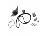 PK05790 Hepu Timing Belt Kit with Water Pump