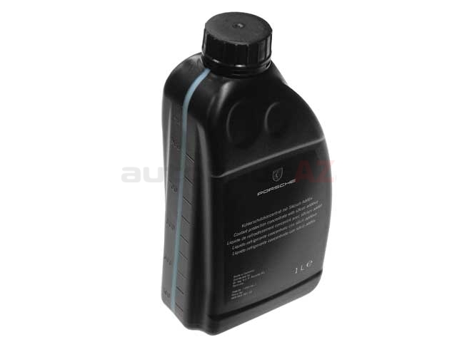 00004330515 Genuine Porsche Antifreeze/Coolant; 1 Liter