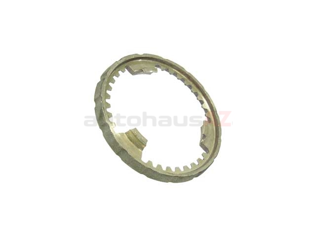 PO-012311295F Genuine Porsche Manual Trans Synchro Ring; 3rd-5th & Reverse Gear