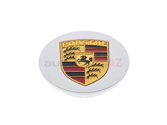92836103211TPP Genuine Porsche Wheel Cap; For Alloy Wheel