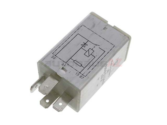 92861512403 Genuine Porsche ABS Relay