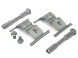 PO-95535195950 Genuine Porsche Disc Brake Hardware Kit
