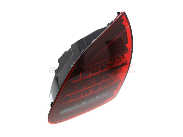 95863109431 Genuine Porsche Tail Light; Right Inner