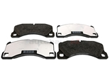 95B698151C Genuine Porsche Brake Pad Set; Front