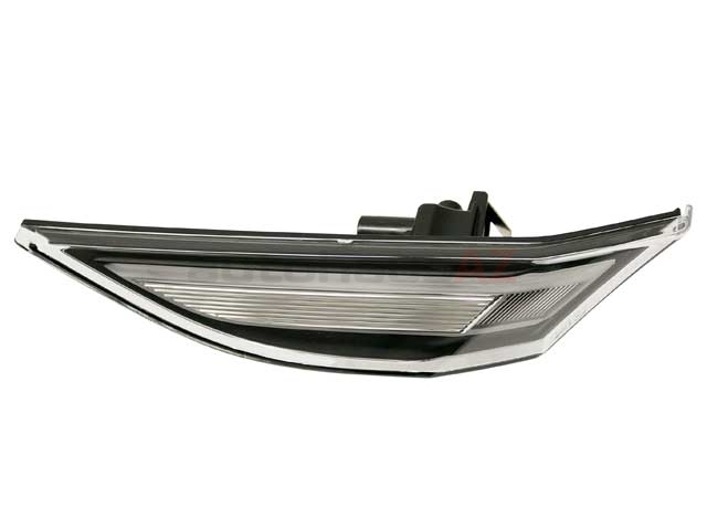 PO-99163125506 Genuine Porsche Side Marker Light; Front Left; Clear/LED