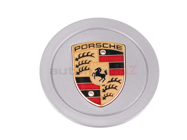 993361303109A1 Genuine Porsche Wheel Cap; For Alloy Wheel